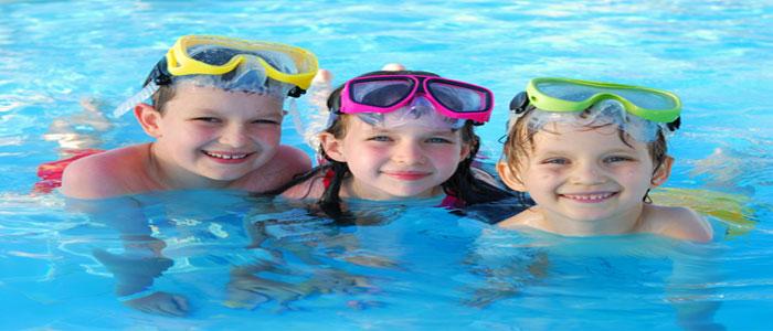 تاثير شنا درسلامت کودکان